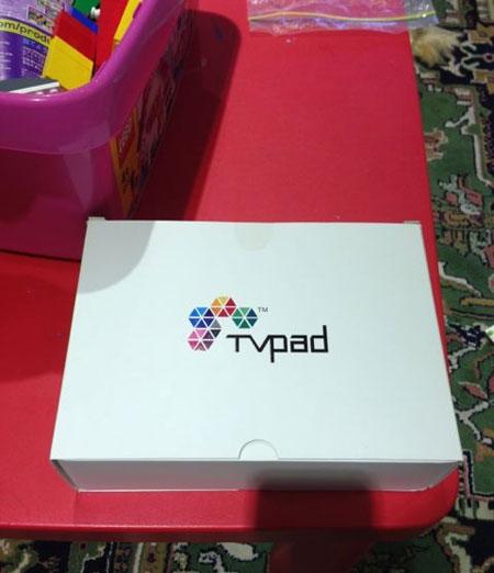 TVPAD开箱