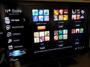 TVpad store又增加20個新APP
